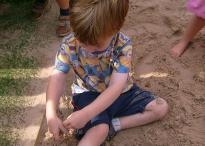 Sandpit Starfish Childrens Day Nursery Farnham
