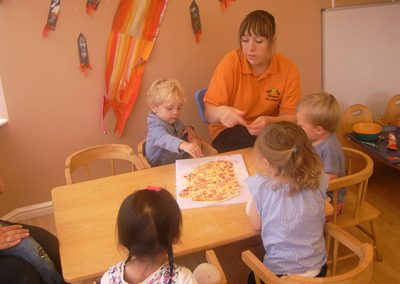 Angelfish Starfish Childrens Day Nursery Farnham
