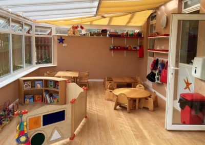 Angelfish Baby Room Starfish Childrens Day Nursery Farnham
